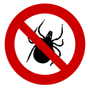 no ticks icon